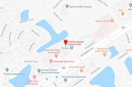The Orthopedic Clinic Port Orange Office
