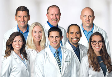 The Orthopedic Clinic Physician Assistants