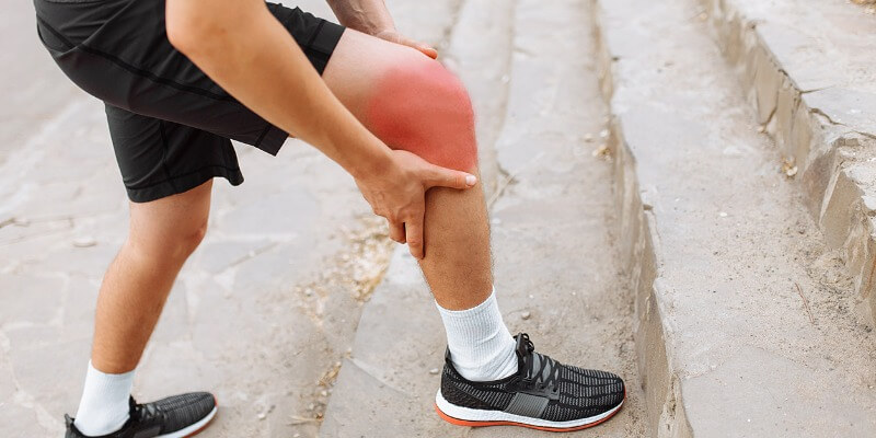 What Causes Swollen Knee