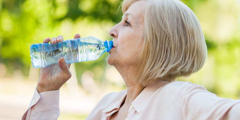 Dehydration & the risk of injuries