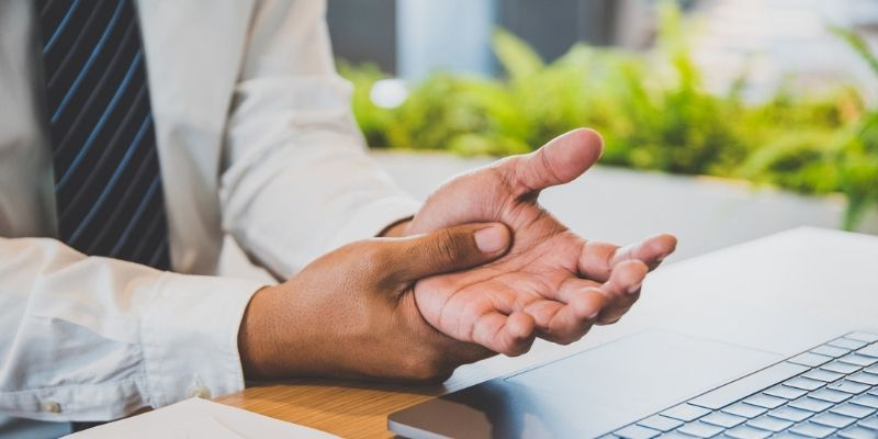 Intersection Syndrome Wrist Pain from Overuse