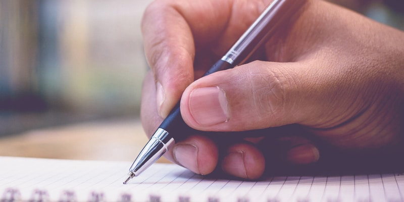 Hand Pain From Writing: Writer's Cramp (Focal Hand Dystonia) | The  Orthopedic Clinic
