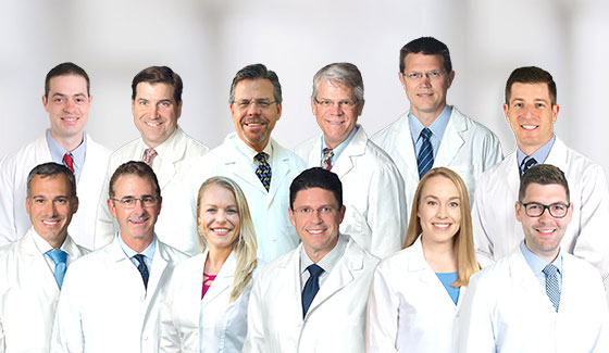 The Orthopedic Clinic Physicians