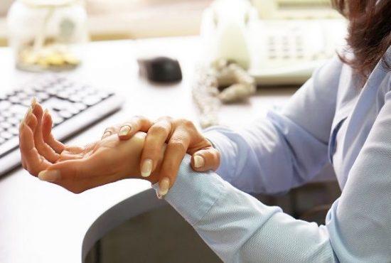 Common Hand & Wrist Injuries