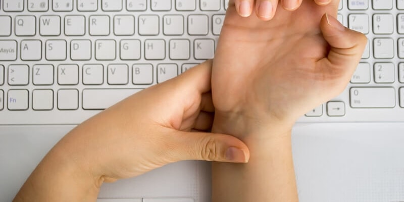 Overuse Repetitive Strain Injuries