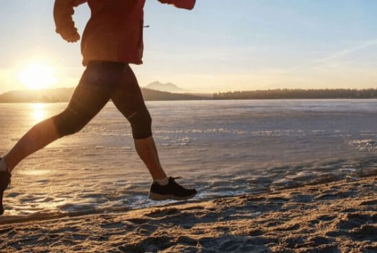 Knee Pain After Running in Cold Weather